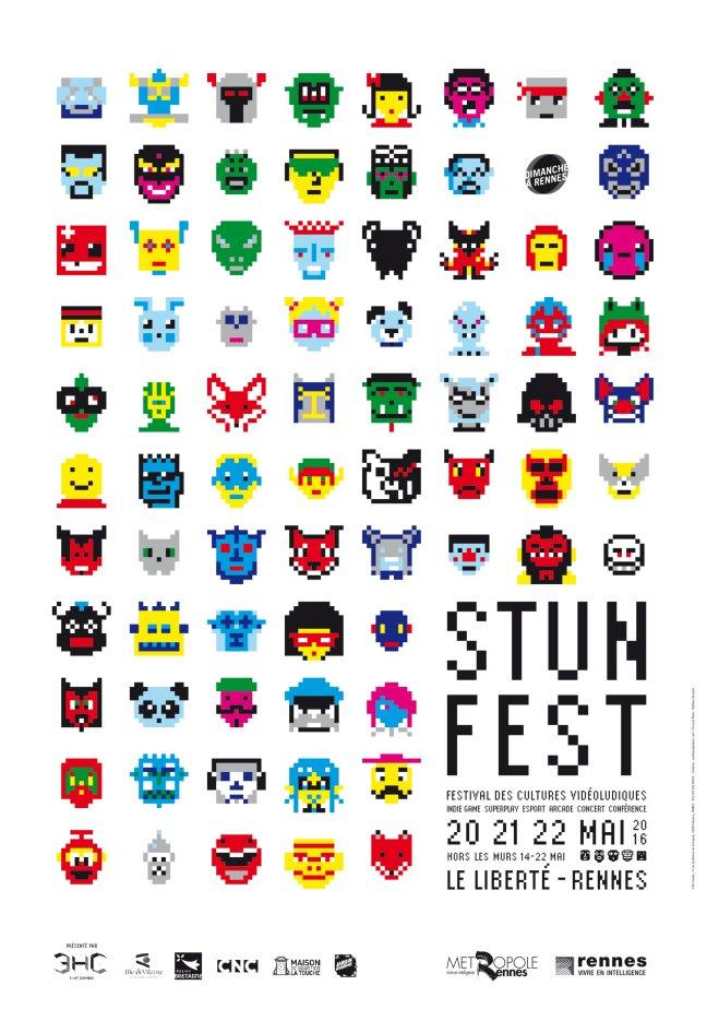 proxlan affiche stunfest 2016